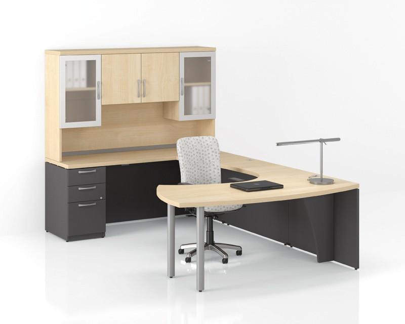Vente et installation de mobilier de bureau en beauce for Ameublement bureau professionnel